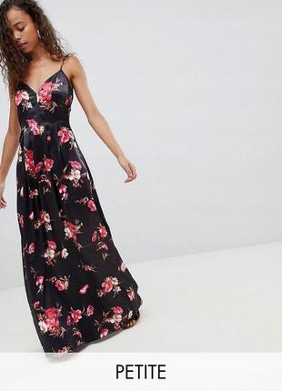 Квіткова сукня parisian