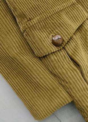 Актуальный вельветовый пиджак2
