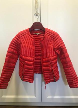 Куртка-пуховик тонкая silvian heach