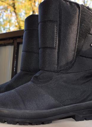 Мембранные зимние ботинки сапожки dry tex arianna р.36 23-24 см