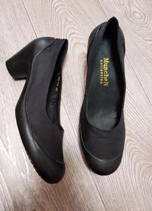 Туфли натуральная кожа кожаные крутые