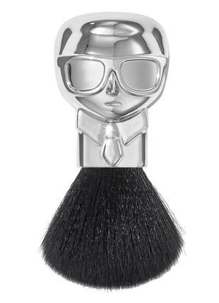 Karl lagerfeld + modelco кисть кабуки для макияжа.