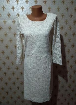 Платье кружево only