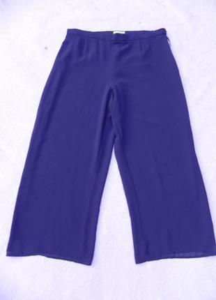 Шикарные брюки юбка для пышной леди jacques britt