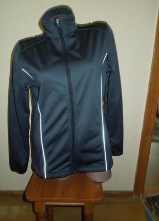 Спортивна спортивная куртка/олимпийка crivit sports