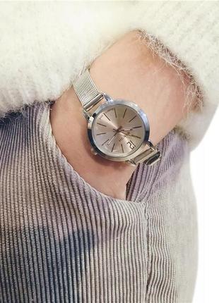 🆕 женские металлические часы, минимализм декора,часы из стали