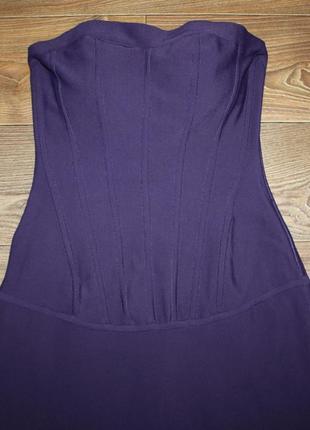 Бандажное платье по фигуре herve leger