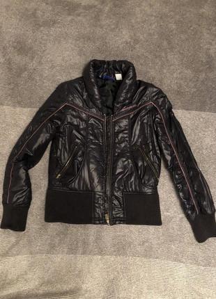 Спортивная классная куртка/бомпер рибок reebok classic original/оригинал как новая