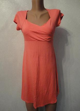 Легкое платье, короткий сарафан летний
