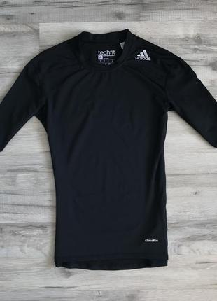 Компрессионная термо футболка adidas