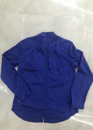 Шелковая блуза hugo boss