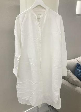 Платье-рубашка oysho