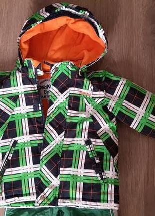 Зимний комплект куртка и штаны р.98 см, 3 года