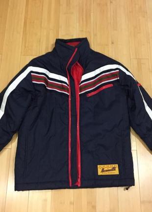 Мужская демисезонная куртка  brunotti