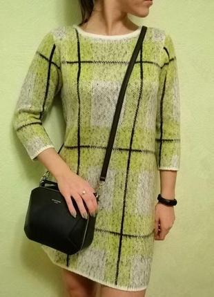 Платье тёплое осень/зима