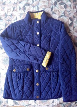 Куртка деми стеганная
