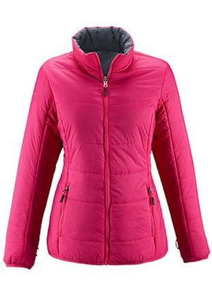 Модная двухсторонняя куртка 38евро 44наш tcm tchibo