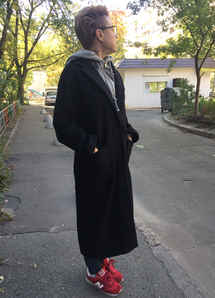 Длинное пальто befree