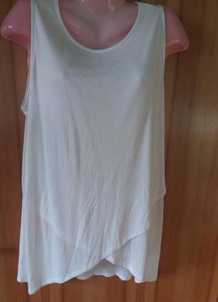 Блузка ніжна. велика.