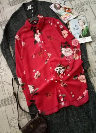 Красивенная блуза ,размер 10-12