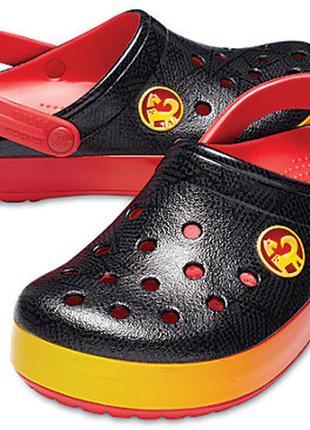 Сабо crocs crocband chinese new year, м10