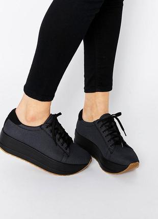 Vagabond casey | кроссовки на платформе