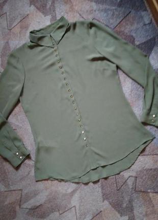 Блуза рубашка от mango