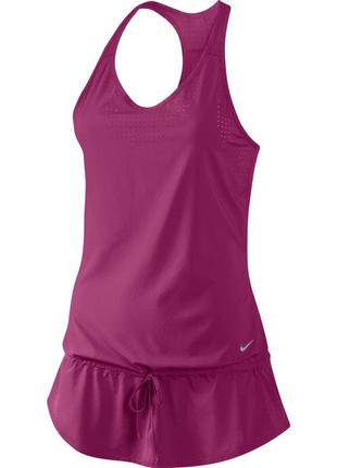 Платье\туника nike womens running top dress
