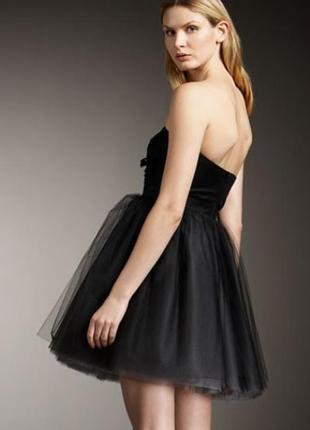 Платье пачка фатин mohito новый год