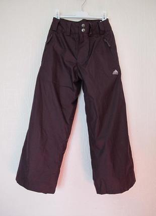 Демисезонные штаны брюки adidas. оригинал