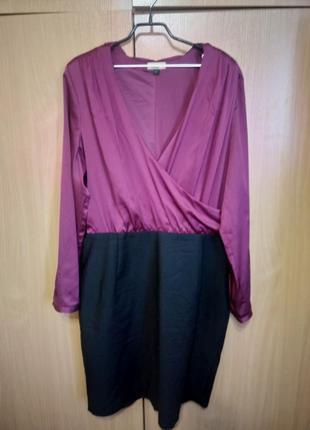 Дизайнерское платье dressire v&d 52-54 размер
