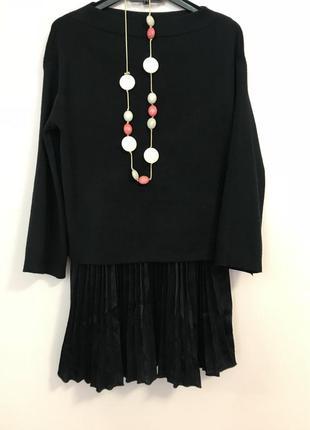 Костюм (кофта+ юбка) размер m/l