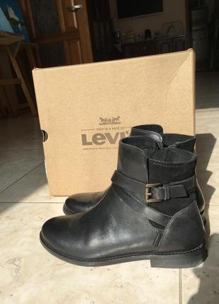 Ботинки levi's levis