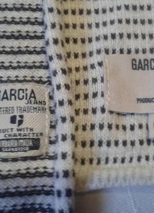 Шарф garcia jeans мужской оригинал