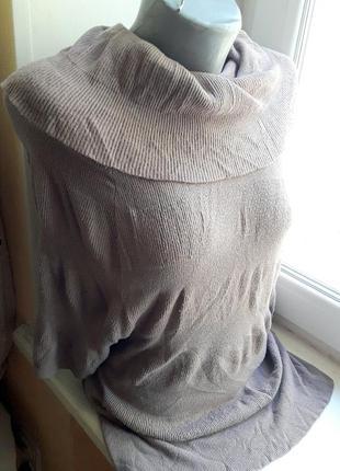 Теплое платье, туника