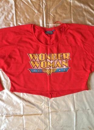 Реглан для wonder woman!