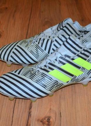 Продам бутсы adidas nimeziz - 44 размер