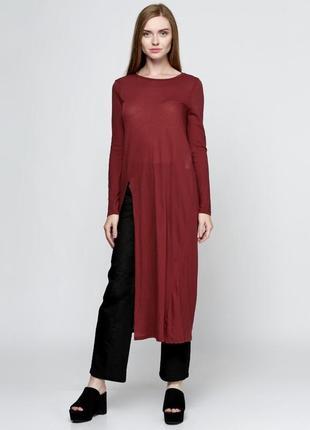 Туника длинная. платье