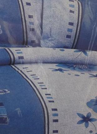 Комплект постельного белья бязь двуспальный 180х230 хлопок 100%