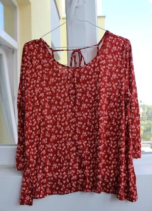 Милашная блуза springfield