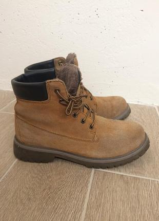 Зимние ботинки на меху t.taccardi
