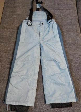 Горнолыжные штаны детские