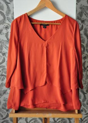 Брендовая блуза блузка кофточка