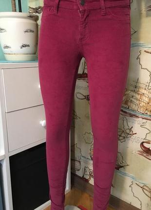 Вельветовые брюки, оригинал 00 размер
