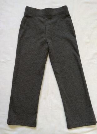 Серые брюки george на 3-4 года для девочки2
