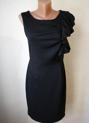 Стрейчевое платье футляр