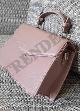 Хит #5819 pink david jones женский каркасная сумка- клатч