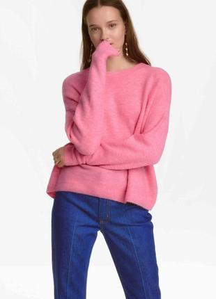 Уютный свитер оверсайз l-xl-xxl h&m
