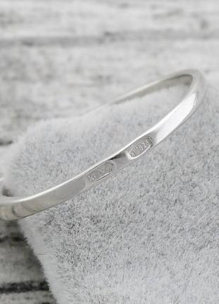 Кольцо серебряное ангелина 14665