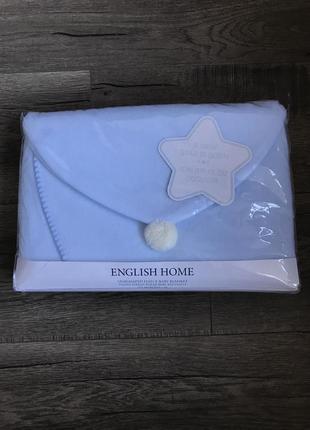 Плед звездочка english home